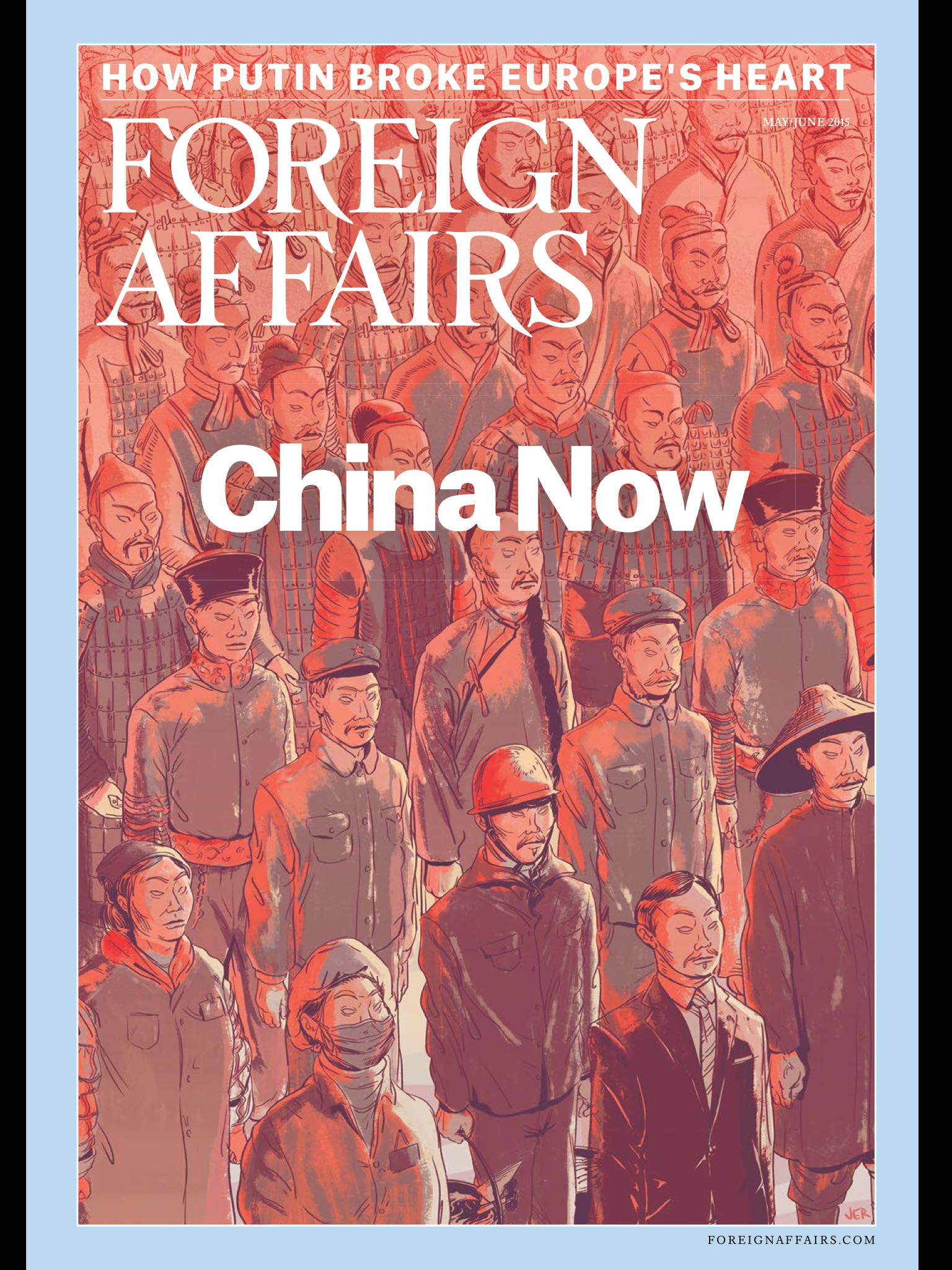 Chinas foreign policy today tomorrow